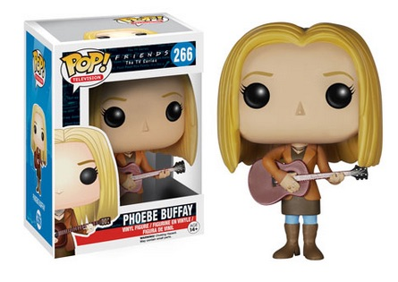 2015 Funko Pop Friends Vinyl Figures Phoebe Buffay