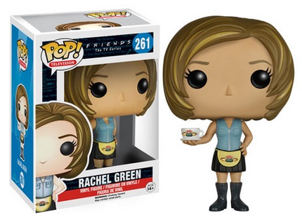 2015 Funko Pop Friends Vinyl Figures Rachel Green