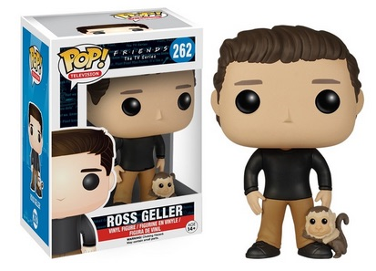 2015 Funko Pop Friends Vinyl Figures Ross Geller