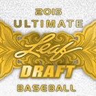 2015 Leaf Ultimate Draft Baseball Cards