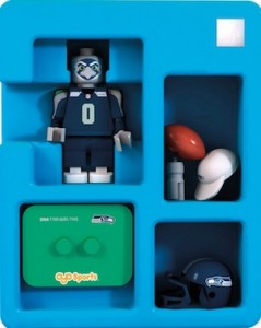 2015 OYO NFL Mascots Football Minifigures 2