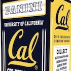 2015 Panini California Bears Collegiate Trading Cards