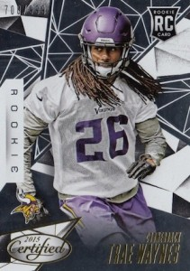 2015 Panini Certified Football Base RC