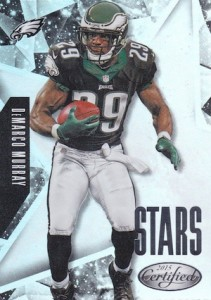 2015 Panini Certified Football Stars DeMarco Murray