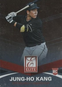 Jung-ho Kang Rookie Cards Guide and Checklist 3