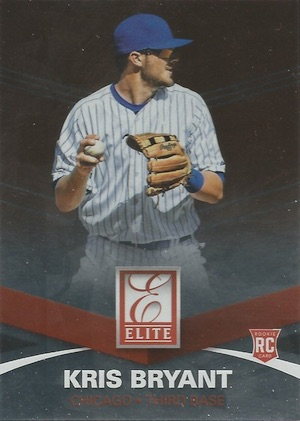 Kris Bryant Rookie Card Gallery and Checklist 18