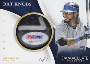 2015 Panini Immaculate Baseball Cards 25