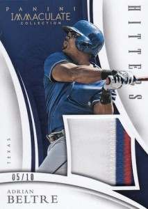 2015 Panini Immaculate Baseball Cards 38