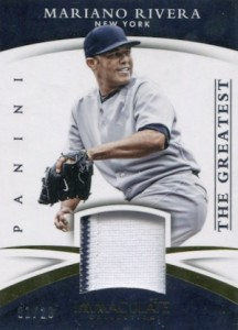 2015 Panini Immaculate Baseball Cards 45