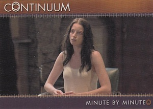 2015 Rittenhouse Continuum Season 3 Base