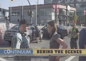 2015 Rittenhouse Continuum Season 3 Behind the Scenes