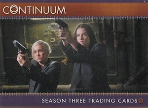 2015 Rittenhouse Continuum Season 3 Trading Cards 26