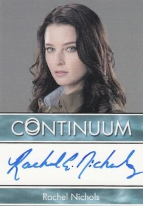 2015 Rittenhouse Continuum Season 3 Trading Cards 22