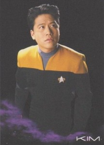 2015 Rittenhouse Star Trek Voyager Heroes and Villains Black Gallery