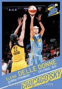 2015 Rittenhouse WNBA Basketball Cards 19
