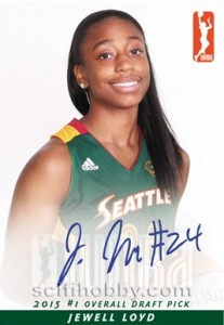 2015 Rittenhouse WNBA Basketball Cards 20