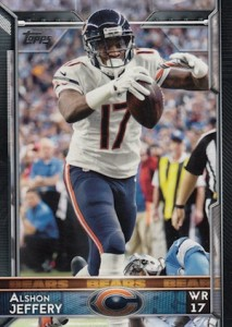 2015 Topps Football Base Alshon Jeffery