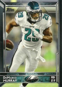 2015 Topps Football Variation DeMarco Murray