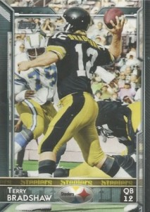 2015 Topps Football Variation Terry Bradshaw