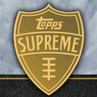 2015 Topps Supreme Football Cards - Review Added