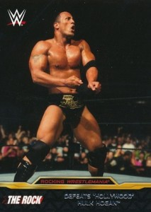 2015 Topps WWE Road to Wrestlemania Trading Cards 32