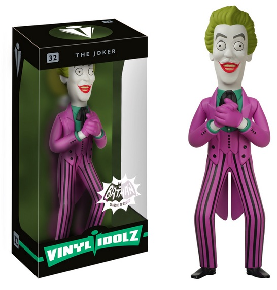 2015 Vinyl Idolz 1966 Batman Figures 23
