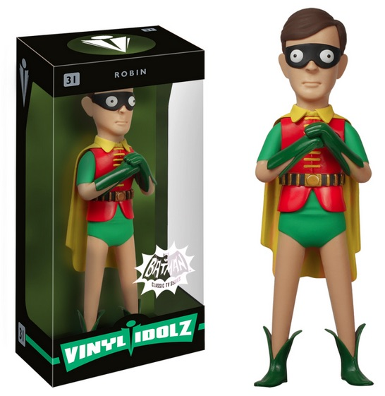 2015 Vinyl Idolz 1966 Batman Figures 22