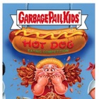 2016 Topps Garbage Pail Kids American as Apple Pie in Your Face Trading Cards