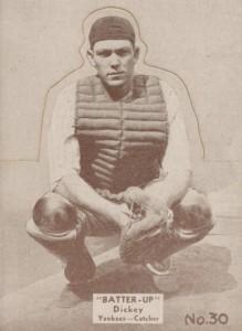 1934 Batter-Up Bill Dickey #30