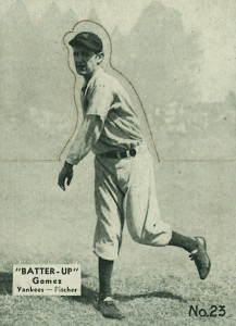 Top 10 Lefty Gomez Baseball Cards 7