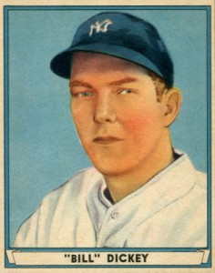 Top 10 Bill Dickey Baseball Cards 5
