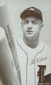 Top 10 Al Kaline Baseball Cards 4