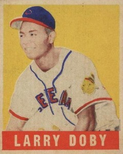 Top 10 Larry Doby Baseball Cards 9