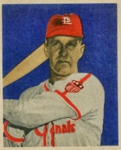 Top 10 Enos Slaughter Baseball Cards 8