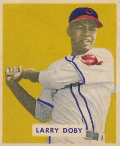 Top 10 Larry Doby Baseball Cards 10