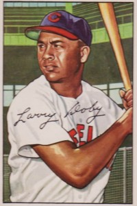 Top 10 Larry Doby Baseball Cards 6