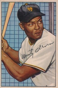 Top 10 Baseball Cards to Remember Monte Irvin 7