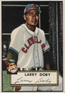 Top 10 Larry Doby Baseball Cards 7