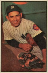 Celebrate the Life of Yogi Berra with His Top Baseball Cards 4