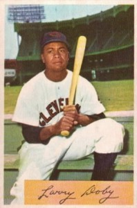Top 10 Larry Doby Baseball Cards 2