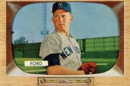 1955 Bowman Whitey Ford #59