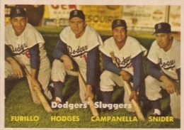 Top 10 Duke Snider Baseball Cards 3