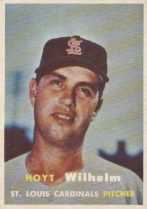 Top 10 Hoyt Wilhelm Baseball Cards 2