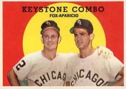 1959 Topps Luis Aparicio #560