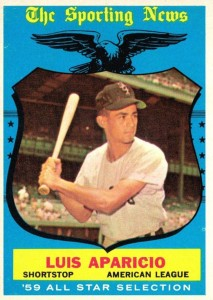 Top 10 Luis Aparicio Baseball Cards 5
