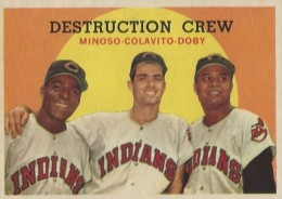 Top 10 Larry Doby Baseball Cards 4