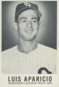 1960 Leaf Luis Aparicio #1