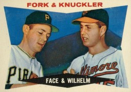 Top 10 Hoyt Wilhelm Baseball Cards 4