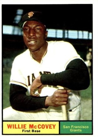Top 10 Willie McCovey Cards 10