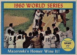 Top 10 Bill Mazeroski Baseball Cards 9